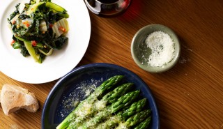 MILANESE-STYLE ASPARAGUS
