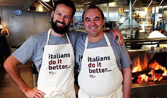 Join us at the Sydney Italian Wine and Food Festival