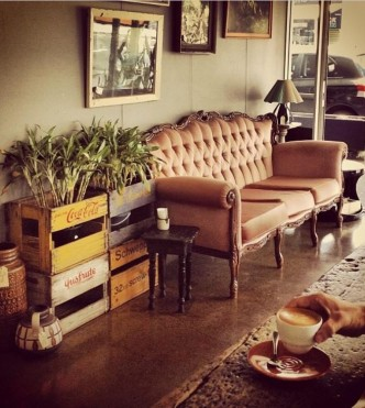 A coffee shop with a twist! Dudley Street Espresso & Collectables