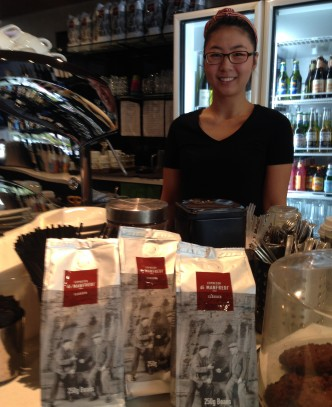 Your take home Espresso di Manfredi, now available at The Pepper Lounge